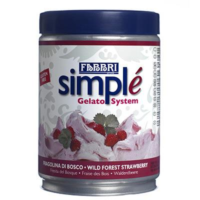 Simplé Fruit Wild Strawberry