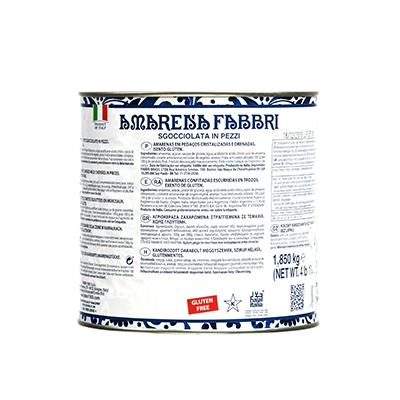 Dried Amarena Fabbri with Pieces
