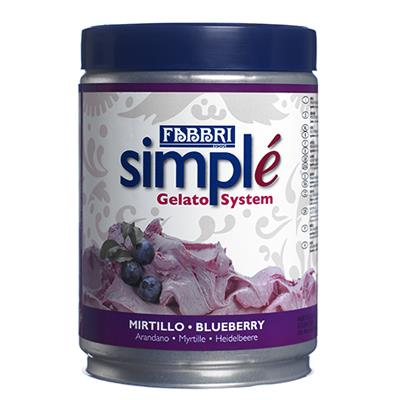 Simplé Fruit Blueberry