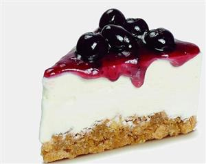 Yogurt Cheesecake with Amarena Fabbri
