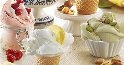 Hand-crafted gelato: foundation course