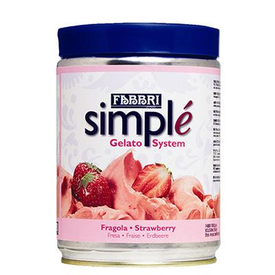 Simplé Fruit Strawberry