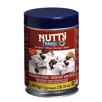 Nutty Hazelnut and Cocoa 1,2 kg