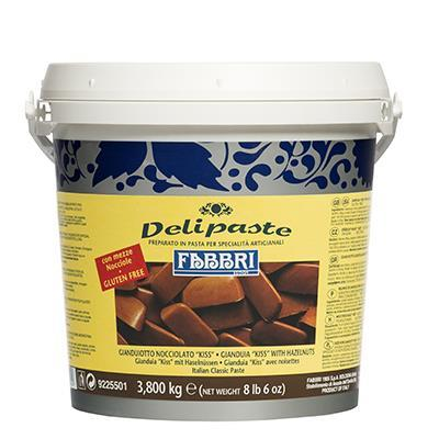 Delipaste Gianduiotto Kiss