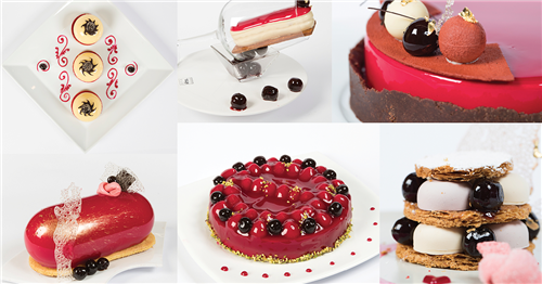 Patisserie & frozen desserts: the cutting-edge display case